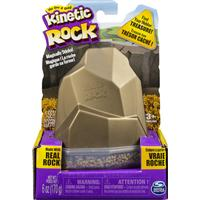 Spin Master Kinetic Rock - Single Pack Refill, guld