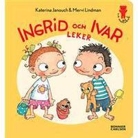 Ingrid och Ivar leker (Board book, 2016)