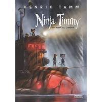 Ninja Timmy och resan till Sansoria (Inbunden, 2014)