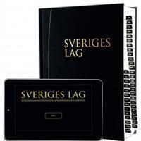 Sveriges Lag 2018 - (bok + digital produkt) (Kartonnage, 2018)