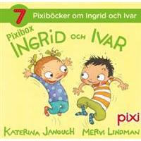 7 Pixiböcker om Ingrid och Ivar (Häftad, 2016)