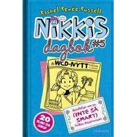 Nikkis dagbok #5: berättelser om en (INTE SÅ SMART) besserwisser (Inbunden, 2015)
