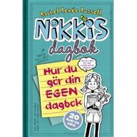 Nikkis dagbok. Hur du gör din egen dagbok (Inbunden, 2016)