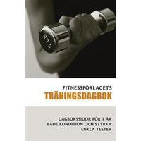 Fitnessförlagets träningsdagbok (Spiral, 2008)
