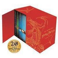 Harry Potter Box Set: The Complete Collection Children's Hardback (Övrigt format, 2014)