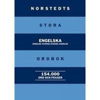 Norstedts stora engelska ordbok - Engelsk-svensk/Svensk-engelsk (Häftad, 2011)