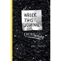 Wreck this journal everywhere (Pocket, 2014)