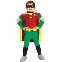 Rubies Robin Med Muskler Barn
