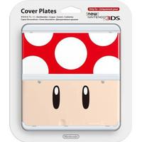 Nintendo Cover Plate 007 - Super Mushroom (New Nintendo 3DS)