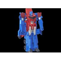 TRANSFORMERS One-Step Changer Figure, Optimus Prime