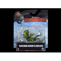SÅDAN TRÆNER DU DIN DRAGE minidrager og vikinger, Racing Barf & Belch (20064414)