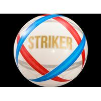 Sportboll Striker, blå, röd