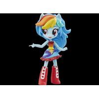 MY LITTLE PONY Equestria Girls liten docka, Rainbow Dash
