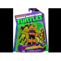 Turtles TEENAGE MUTANT NINJA TURTLES figur, 90569 - STEALTH TECH MIKE