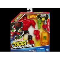 Spider-Man MARVEL Super Hero Mashers Upgrade Figure, Red Hulk