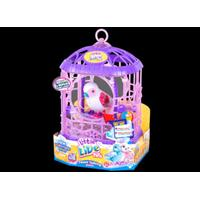 LITTLE LIVE PETS Bird w/Cage S.6, 28358