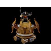 Dragons DRAKTRÄNAREN drake med ryttare, Drago & stridsmaskin