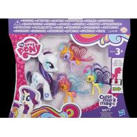 MY LITTLE PONY Friendship Charm Wings Figure, Rarity