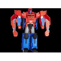 TRANSFORMERS 3-Step Changer Figure, Optimus Prime