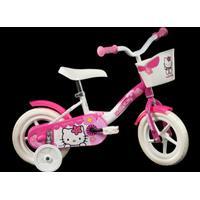 """Hello Kitty 10"""" HELLO KITTY cykel"""