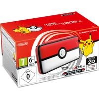 Nintendo New 2DS XL - Pokéball Edition