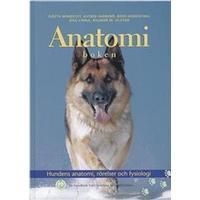 Anatomiboken: hundens anatomi, rörelser och fysiologi: en handbok från Sv (Inbunden, 2001)