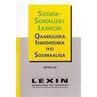 Svensk-somaliskt lexikon (Inbunden, 2010)