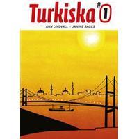 Turkiska 1 textbok (Häftad, 2009)
