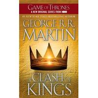 A Clash of Kings: A Song of Ice and Fire: Book Two (Pocket, 2000)
