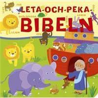 Leta och peka Bibeln (Board book, 2016)