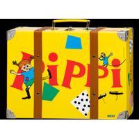 Pippi Longstocking PIPPI kuffert 32 cm gul