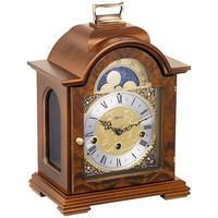Hermle Debden Arched Walnut Mantel Clock 22864-030340