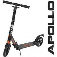 Apollo Spectre 200 mm Løbehjul Sort Orange