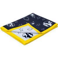 Cybex Baby Blanket Space Rocket
