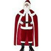 Smiffys Deluxe Santa Claus Costume with Trousers