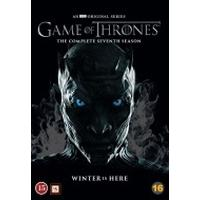 Game of Thrones - Sæson 7  (4 disc)
