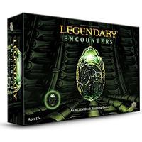 Upper Deck Entertainment Legendary Encounters: An Alien Deck Building Game (Engelska)