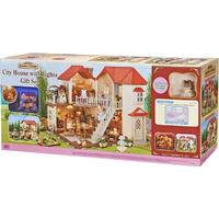 Sylvanian Families By Hus med Figur 3646