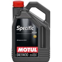 Motul Motor Oil Specific 229.52 5W-30
