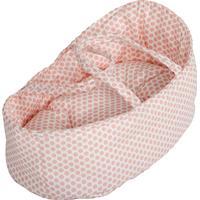 Barrutoys - Carrycot - Light pink, 26 cm