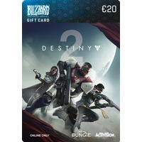 Destiny 2-presentkort