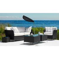 Sika Design Orion soffbord 60x60 cm svart