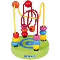 Baby Mix Kul Labyrint I Trä