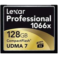 Lexar Professional Compact Flash 1066x 128GB