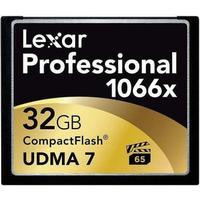 Lexar Professional Compact Flash 1066x 32GB