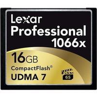 Lexar Professional Compact Flash 1066x 16GB