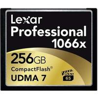 Lexar Professional Compact Flash 1066x 256GB