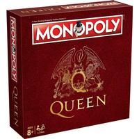 Hasbro Queen Monopoly