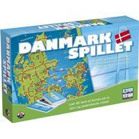 Danspil Danmark Spillet Resespel