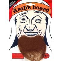 Smiffys Arabskägg - Brun